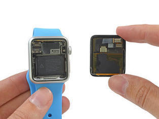 Apple Watch 'not designed for the long haul,' says iFixit - CNET | Nerd Vittles Daily Dump | Scoop.it