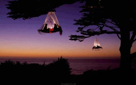 Twitter / StoryOfEarth: Rock climbing hanging tents. ...   There is little bit of adventure in everybody's life...   Scoop.it