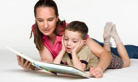 Aprenda cómo contar cuentos a sus hijos | Bibliotecas Escolares Argentinas | Scoop.it