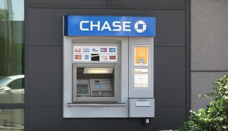 Chase To Install Cardless ATMs That Offer A Variety Of Denominations | Tools You Can Use | Scoop.it