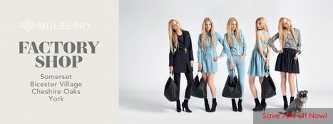 Mulberry Outlet York Store Online | Bags Collection | Scoop.it