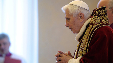 Pope Benedict to resign for health reasons - World - CBC News | Resources for Catholic Faith Education | Scoop.it