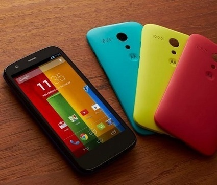 "Shame on You 5c; This Here, The Moto G, is the True ""Cheap"" Phone 