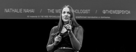 Web Psychology your Roadmap to Online Success – Nathalie Nahai #TSC13 | Social Media and Online News | Scoop.it