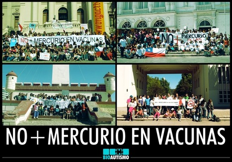 Chilean Legislation to Remove Mercury from Vaccines | Health Supreme | Scoop.it