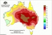 #Austalia Well On Its Way To Hottest Year Ever #climate | Messenger for mother Earth | Scoop.it