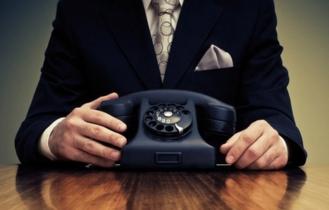 6 Ways to Take The Chill Out of Cold Calling | Sean's Sales Vitamins | Scoop.it