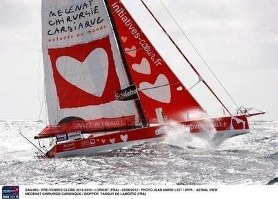 Vendée Globe : Bateaux neufs contre vieilles barques - La Croix | Bretagne Info Nautisme : les entreprises du nautisme en Bretagne | Scoop.it
