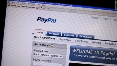 Researcher finds way to hack PayPal accounts with single click   News   Geek.com   Allicansee   Scoop.it