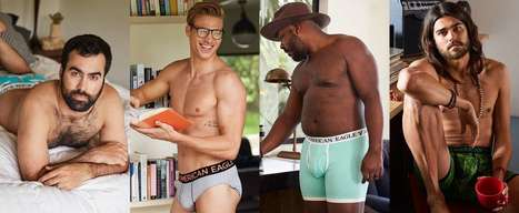 That American Eagle 'Real Body' Campaign Was an April Fool's Joke - Towleroad | Running & Bikes | Scoop.it