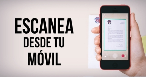 Digitaliza documentos con estas 10 herramientas - | Herramientas digitales | Scoop.it