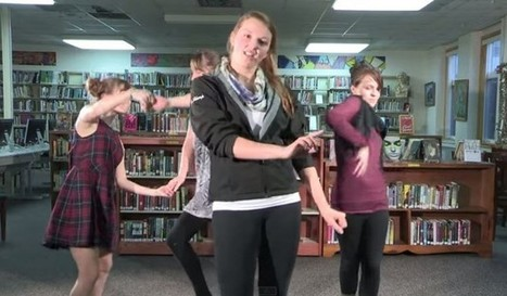 Maine High School Creatively Spoofs Hit Song 'All About That Bass' [VIDEO] | school libraries | Scoop.it