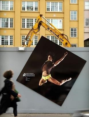 Hat-Trick to rebrand Rambert Dance | Corporate Identity | Scoop.it