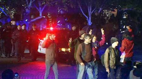 27 Occupy Portland protesters arrested in Pearl District | Occupy The Northwest | Scoop.it
