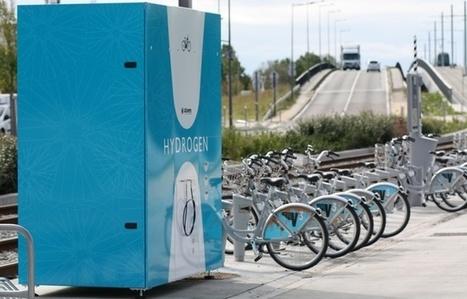 Bordeaux: La métropole se lance dans le vélo à hydrogène | ocmq | Scoop.it