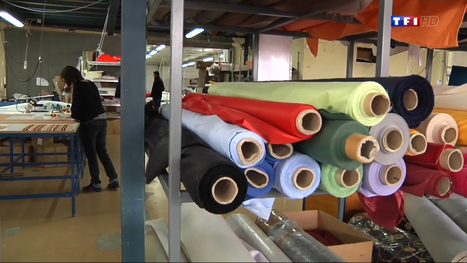 Auvergne : le haut de gamme made in France - TF1 | Tannery | Scoop.it