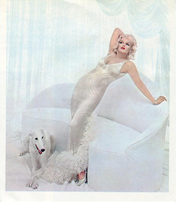 vintage ephemera  model with white dog by thevintagemode on Etsy   Herstory   Scoop.it