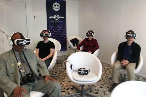 On a testé… la salle de cinéma en réalité virtuelle | Actu Tourisme Loisirs | Scoop.it