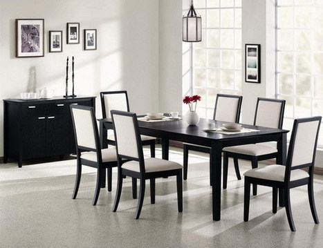 Dining Table with Chairs in Birmingham | Diniing Table and chairs set | Scoop.it