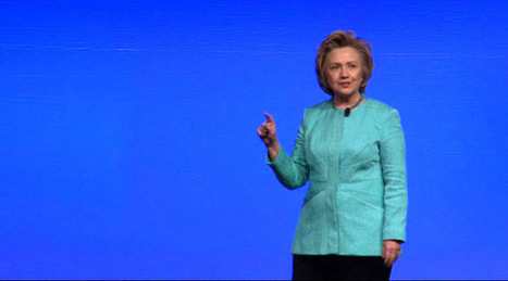 Hillary Clinton promotes women's rights at Louisville event - WAVE | Gender Inequality | Scoop.it