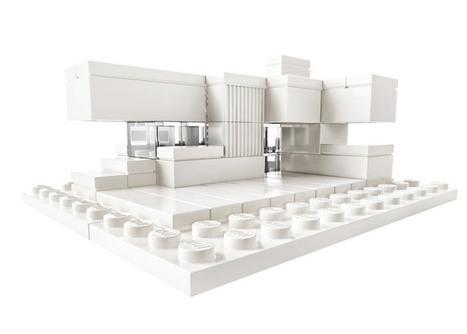 Lego targets architects with monochrome brick set | rénovation énergétique | Scoop.it
