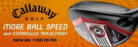 Review of the Callaway Big Bertha Alpha 815 Hybrids   Guides   Scoop.it