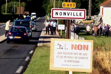 Pétrole de schiste: interdiction de forage en France confirmée en justice, belle victoire citoyenne   STOP GAZ DE SCHISTE !   Scoop.it