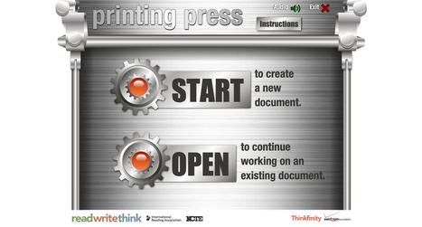 Lire, écrire, penser : Créer des journaux, des brochures et des dépliants… | Education aux médias | Scoop.it