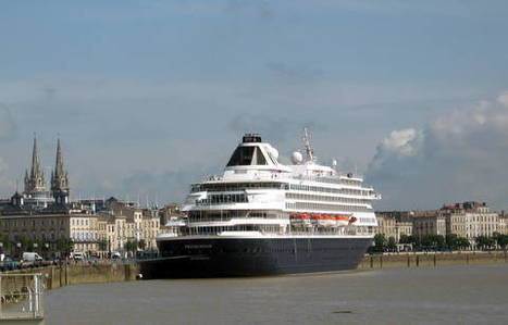 Destination Photo of the Week: Cruising into Bordeaux, France   Bordeaux wines for everyone   Scoop.it