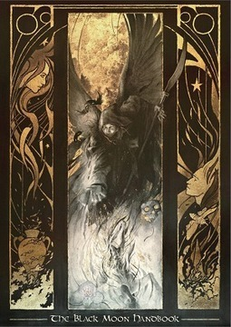 Diehard GameFAN | Tabletop Review: The Black Moon Handbook (Shadows of Esteren) | Les Ombres d'Esteren | Scoop.it