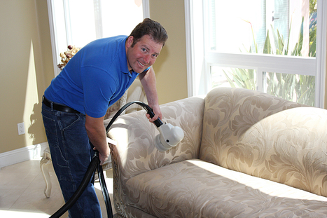 Upholstery cleaning – What you need to know about it | Carpet\Upholstery Cleaning | Scoop.it