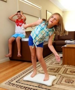 Children's exergames to get health rating | Social impact of technology | Scoop.it
