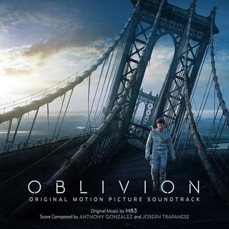 Oblivion: la colonna sonora in streaming! | JIMIPARADISE! | Scoop.it