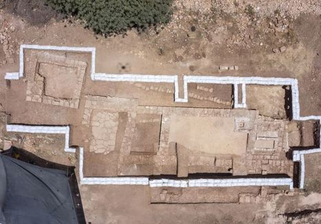 Near Jerusalem, 1500-year-old Byzantine-era road station and church uncovered | Jewish Education Around the World | Scoop.it