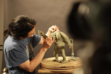 The Gnomon Workshop  | Heart is a Lock, Music is the Key | Scoop.it
