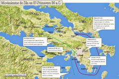 LUCIO CORNELIO SILA y La Primera Guerra Mitridática (87-85 a.C.) | LVDVS CHIRONIS 3.0 | Scoop.it