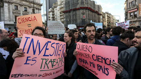Argentina's scientists engulfed in budget crisis | Higher Education and academic research | Scoop.it