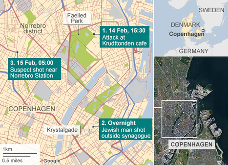 Men charged over Copenhagen attacks | ApocalypseSurvival | Scoop.it