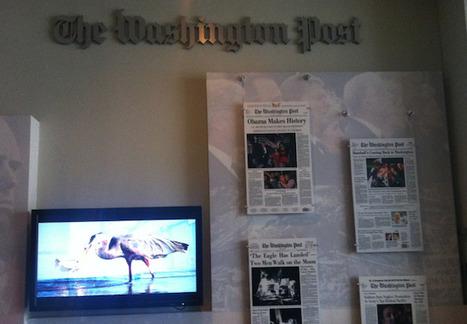 Sur la piste du mobile à Washington | DocPresseESJ | Scoop.it
