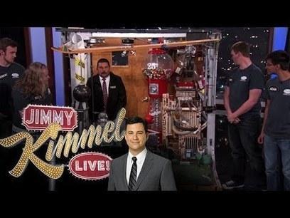 Rube Goldberg Machine Winners - YouTube | Winning The Internet | Scoop.it
