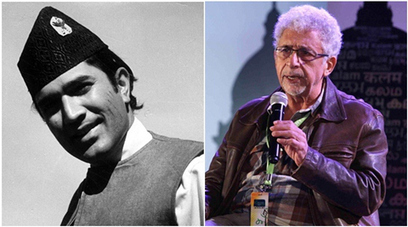 Naseeruddin Shah on Rajesh Khanna: What respect industry had for Rajesh when he was alive? | News, Analysis, Entertainment | Scoop.it