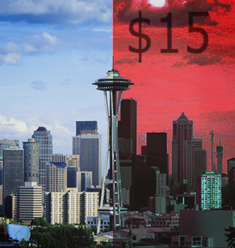 $15 Minimum Wage: Seattle small businesses may go into the red if ...   Pan African Media   Scoop.it