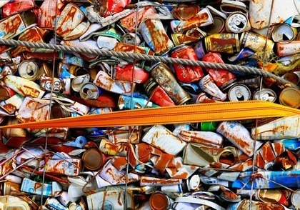 Aluminium packaging recycling improves | dress33 | Scoop.it