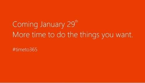 Microsoft confirma el lanzamiento de Office 2013 para mañana 29   WEBOLUTION!   Scoop.it