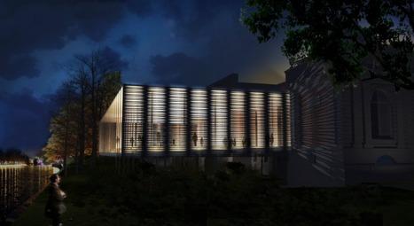 Rudy Ricciotti, architecte du nouveau CIAC à Liège  - RTBF Regions | Rudy Ricciotti | Scoop.it