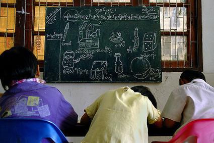 El niño y el alumno, el grupo y los amigos, resistencia y competencia | Diario Educación | Educacion, ecologia y TIC | Scoop.it