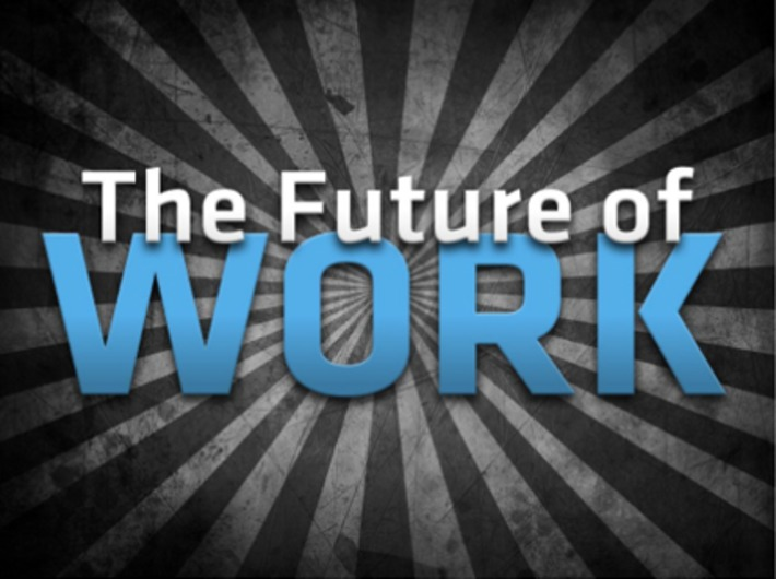 Five Trends Shaping the Future of Work | Megatrends | Scoop.it