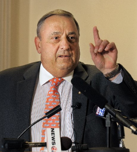 LePage says welfare doesn't include Social Security, Medicare - Press Herald | Lepage ~ Our Maine Shame | Scoop.it