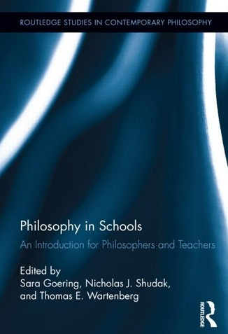 Philosophy in Schools: An Introduction for Philosophers and Teachers (Hardback) - Routledge | Butterflies in my head | Scoop.it