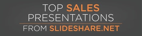 Top Sales Presentations from Slideshare.net   Small Business and Social Media   Scoop.it